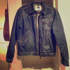 Levi Men's Jean Jacket size medium